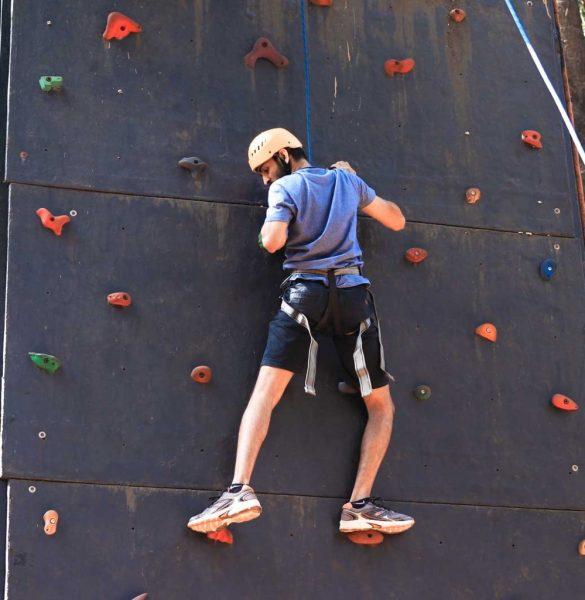 Rock Climbing - Shesham